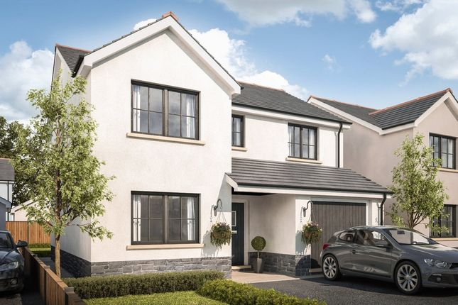 Thumbnail Detached house for sale in Heol Y Banc, Bancffosfelen, Llanelli