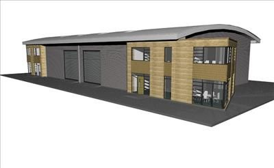 Thumbnail Light industrial to let in New Units At, Plot 1, Threemilestone Industrial Estate, Truro