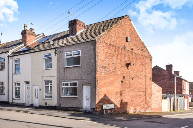 Thumbnail End terrace house for sale in Andrew Avenue, Ilkeston
