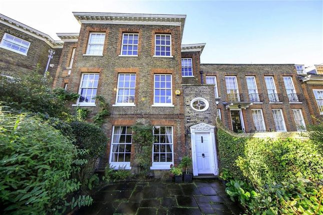 Thumbnail Terraced house for sale in Hampton Court Road, East Molesey, Surrey