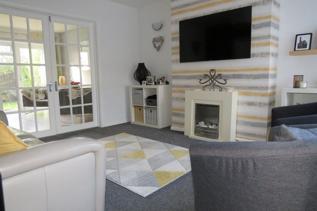 Thumbnail End terrace house for sale in Westcourt Drive, Oldland Common, Bristol