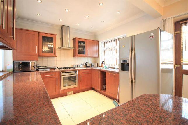 Kitchen of Fern Lane, Heston TW5