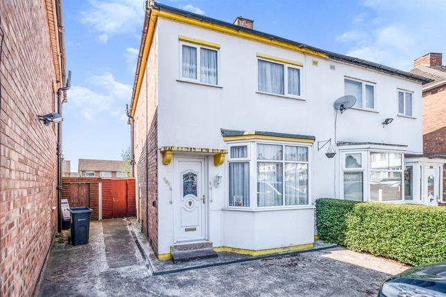 Semi-detached house for sale in Delhurst Road, Great Barr, Birmingham