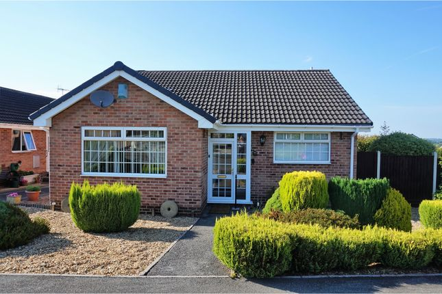 Thumbnail Detached bungalow for sale in Barnham Close, Walton, Chesterfield