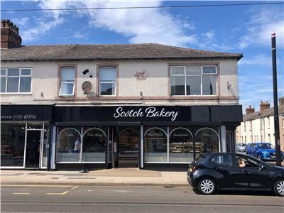 Thumbnail Restaurant/cafe for sale in Sandwich Shop/ Hot Food Takeaway/ Bakery, Lord Street, Fleetwood, Lancashire