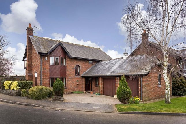 Thumbnail Detached house for sale in Bamburgh Grove, Leamington Spa
