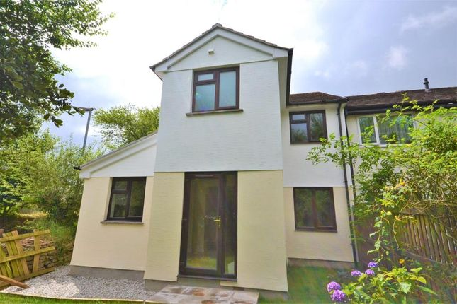 Thumbnail End terrace house to rent in Lynher Way, Callington, Cornwall