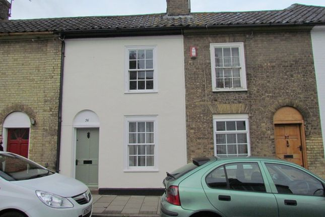 Thumbnail Terraced house to rent in London Road, Halesworth