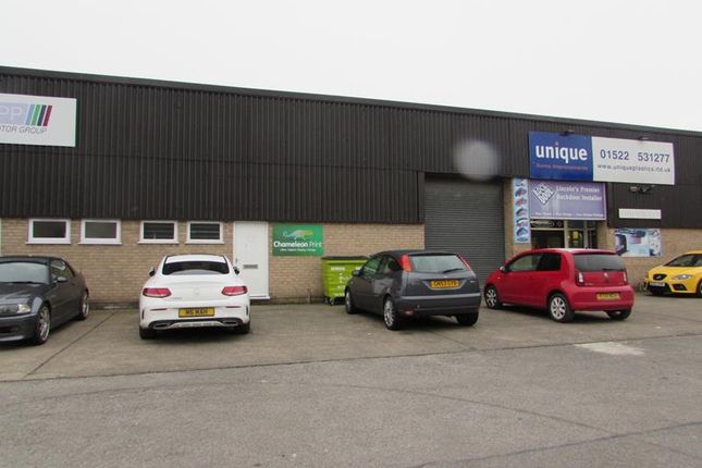 Thumbnail Warehouse to let in Unit 8, Newark Road Industrial Estate, Newark Road, Lincoln, Lincolnshire