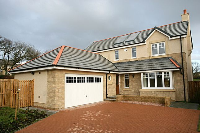 Thumbnail Detached house to rent in Burnland Crescent, Westhill, Aberdeenshire