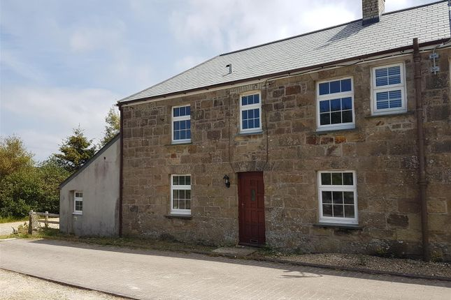 End terrace house for sale in Trethiggey, Quintrell Downs, Newquay