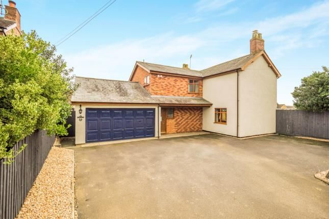 Thumbnail Detached house for sale in Gaydon Road, Bishops Itchington, Southam, Warwickshire