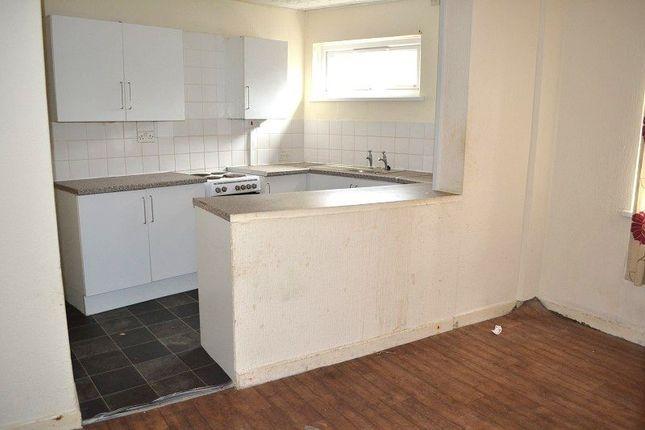 Kitchen of Hopkin Street, Aberavon, Port Talbot, Neath Port Talbot. SA12