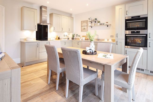 """4 bedroom detached house for sale in """"Marlow +"""" at Pentrebane Drive, Cardiff"""