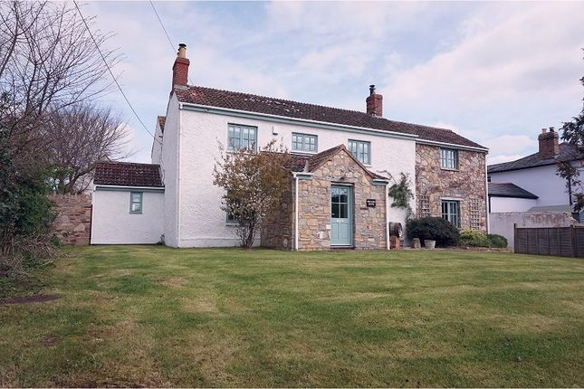 Thumbnail Detached house for sale in Henlade, Taunton