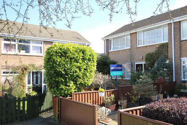 Thumbnail Semi-detached house for sale in Holly Road, Boston Spa, Wetherby