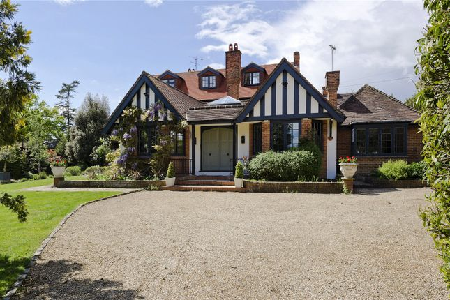 Thumbnail Detached house for sale in Crowsley Road, Lower Shiplake, Henley-On-Thames, Oxfordshire