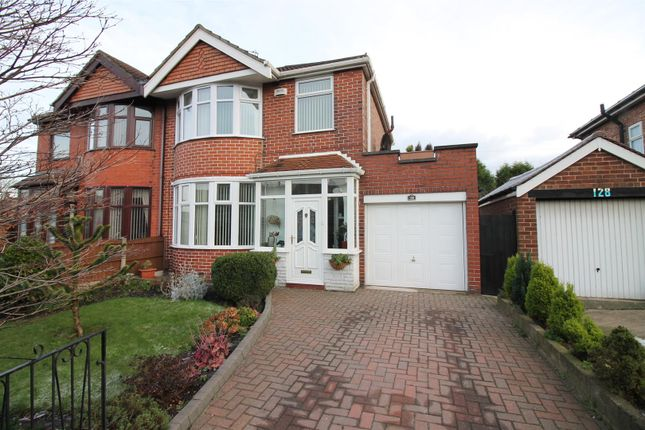 Thumbnail Semi-detached house for sale in Moss Vale Road, Urmston, Manchester