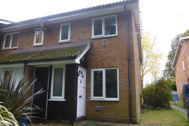 Thumbnail Terraced house to rent in Chiltern Avenue, Farnborough, Hampshire