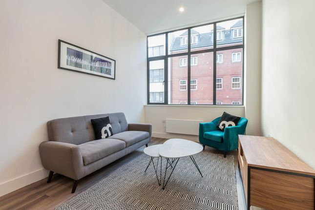 Thumbnail Flat to rent in The Lightwell, 61 Cornwall Street