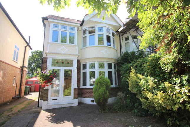Thumbnail Semi-detached house for sale in Balgonie Road, Chingford