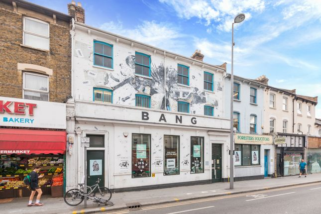 Thumbnail Office for sale in Hoe Street, Walthamstow