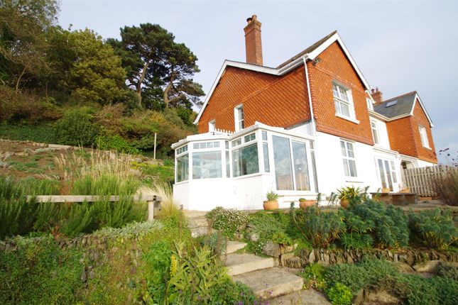 Semi-detached house for sale in West Hill, Braunton