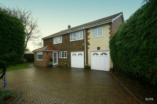 Thumbnail Detached house for sale in Newlands Avenue, Hartlepool