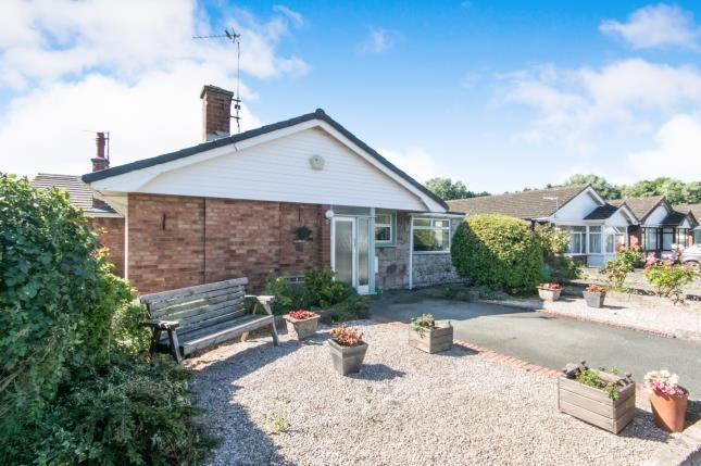 Thumbnail Bungalow for sale in Lon Y Gors, Pensarn, Abergele, Conwy