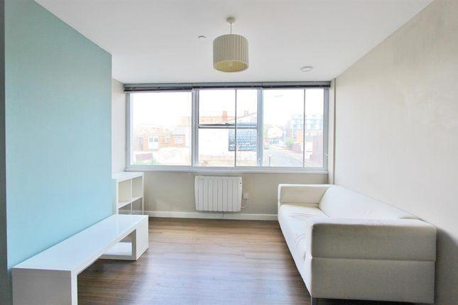 Living Room of Wellington Street, Sheffield S1