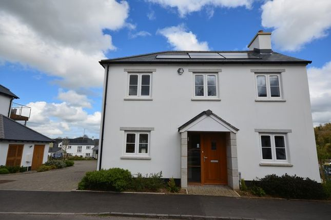 Thumbnail Detached house for sale in Plot 16, Stannary Gardens, Chagford