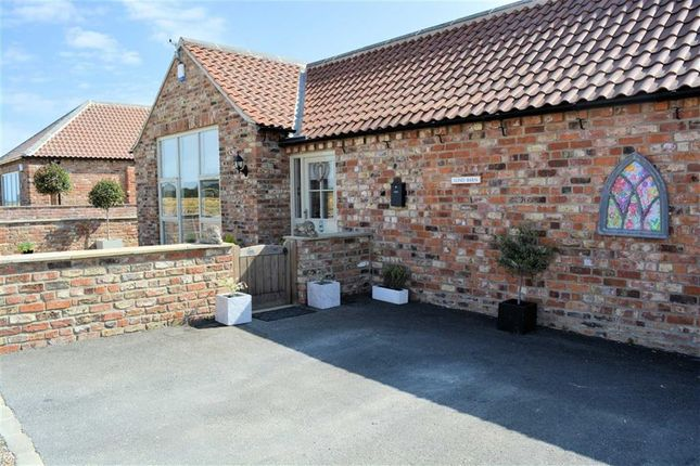 Thumbnail Barn conversion for sale in Lund Barn, Thorpe Hall Farm, Thorpe Willoughby