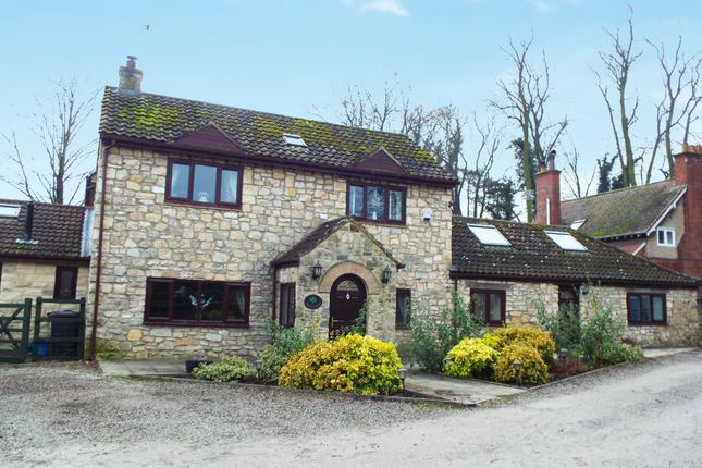Thumbnail Detached house for sale in Kirkby Wharfe, Tadcaster