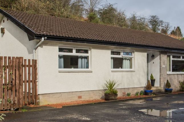 Thumbnail Detached bungalow for sale in Valhalla, Lochlibo Road, Neilston