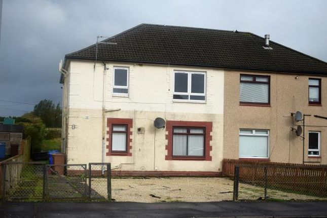 Thumbnail Flat to rent in Irvine Road, Crosshouse, Kilmarnock