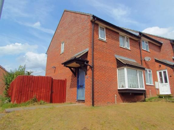 Thumbnail Semi-detached house for sale in Thorpe Marriott, Norwich, Norfolk