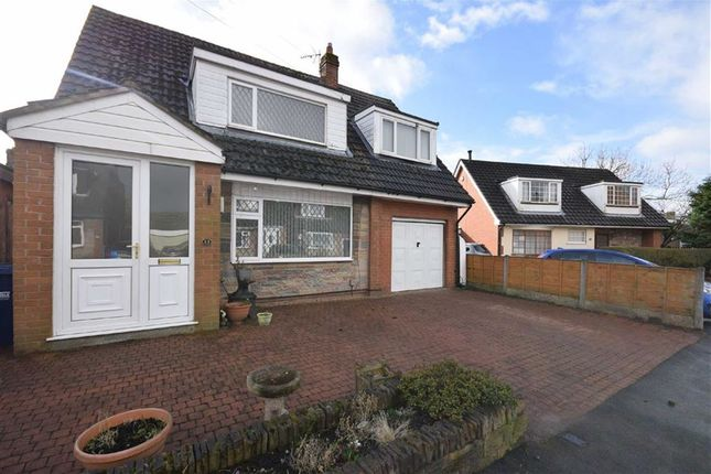 Thumbnail Detached house for sale in St James Close, Lostock Hall, Preston, Lancashire