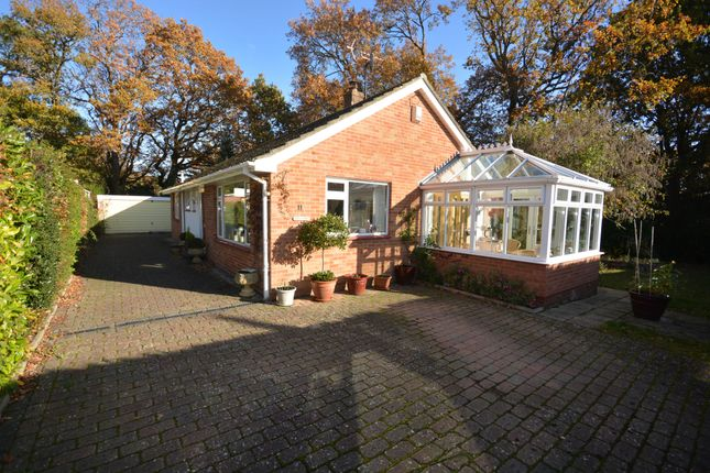 Thumbnail Detached bungalow for sale in Wetherby Close, Broadstone