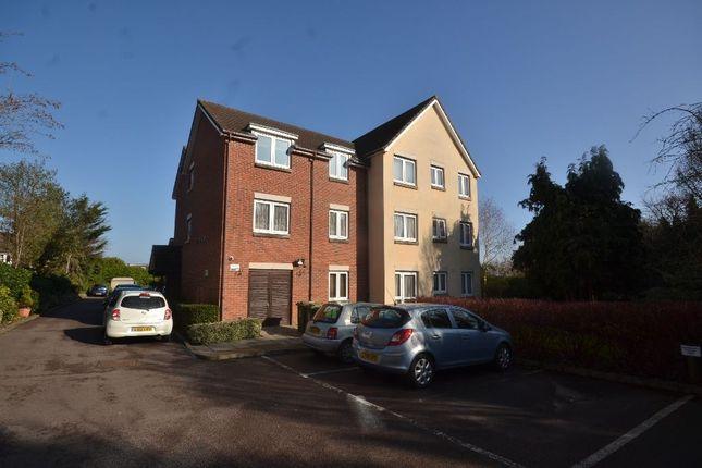 Thumbnail Flat for sale in Clements Court, Sheepcot Lane, Garston, Watford