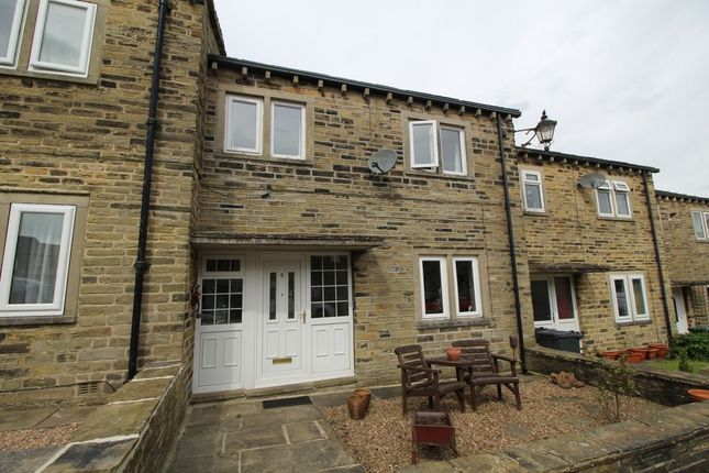 Thumbnail Terraced house to rent in Heathcliff, Haworth, Keighley