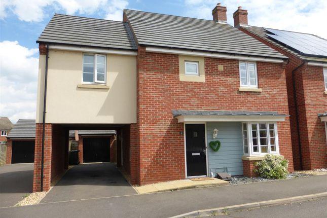 4 bed detached house for sale in Cornflower Avenue, Hampton Vale, Peterborough