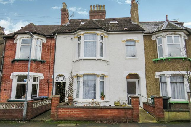 Thumbnail Terraced house for sale in Malden Road, Watford