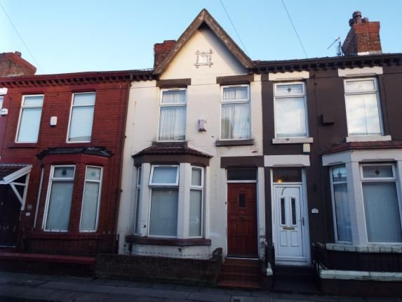 Thumbnail Terraced house for sale in Ingrow Road, Liverpool, Merseyside, England
