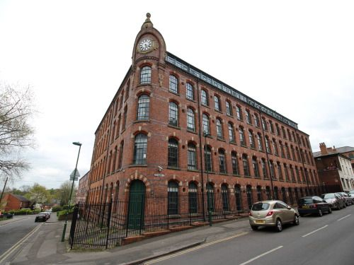 1 bed flat to rent in Nottingham Square, Russell Street, Nottingham