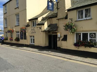 Thumbnail Pub/bar for sale in Jolly Sailor, Princes Square, West Looe, Looe, Cornwall