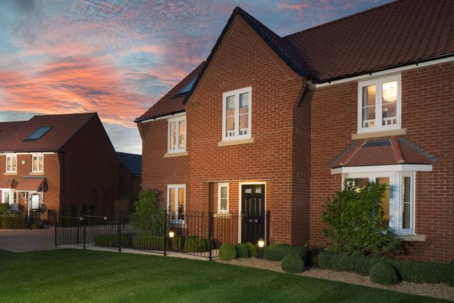 """Thumbnail Detached house for sale in """"Winstone"""" at Michaels Drive, Corby"""
