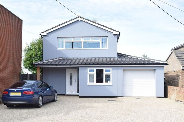 Thumbnail Detached house for sale in North End, Southminster, Essex
