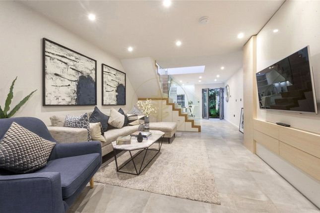 2 bed detached house for sale in Rose Joan Mews, West Hampstead, London NW6