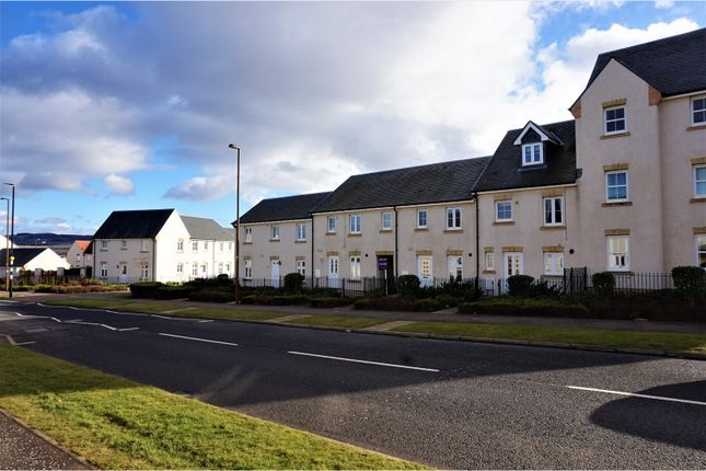 Thumbnail Terraced house for sale in Burnbrae Road, Bonnyrigg