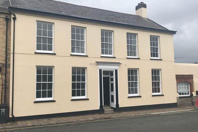 Thumbnail Flat to rent in Castle Street, Barnstaple